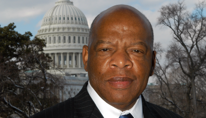 Image for John Lewis Left His Mark on the For the People Act, Let's Honor Him by Passing It