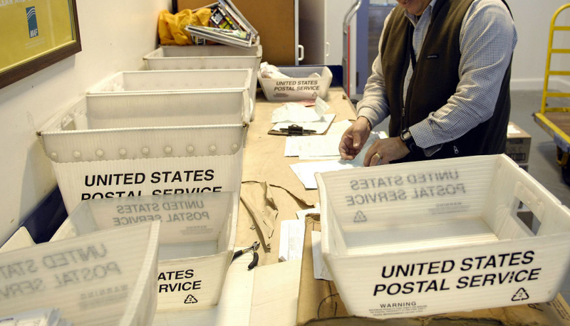 Image for Tell Republicans: Stop Trump from Trashing Our Post Office