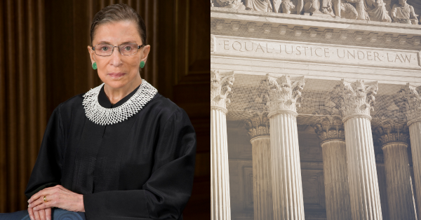 PFAW Hosts Tele-Town Hall on Ginsburg's Legacy, Supreme Court Vacancy