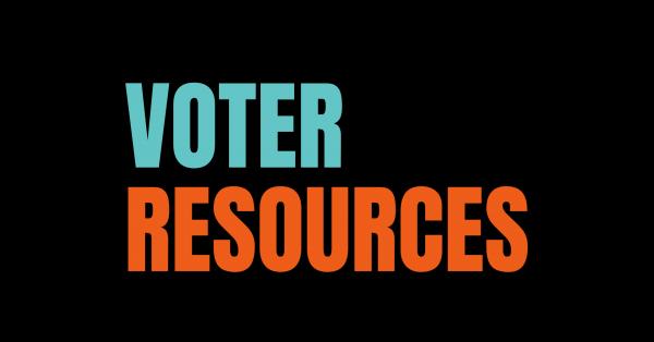 Voter Resources: Defend the Black Vote