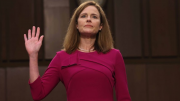 Amy Coney Barrett Can Evade Questions But Can't Evade Her Record on ACA and Roe