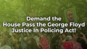 Demand the U.S. House Pass the George Floyd Justice In Policing Act!