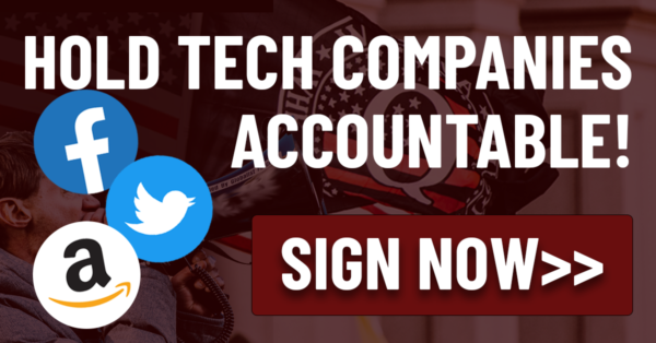 Tell Congress to Hold Tech Companies Accountable!