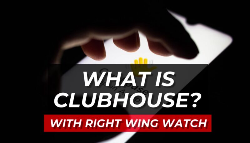 Image for Clubhouse: The Invite-Only Social App Attracting Bigots and Far-Right Activists