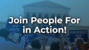 Join People For in Action!