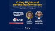 YEO Network: Voting Rights and Defending Democracy