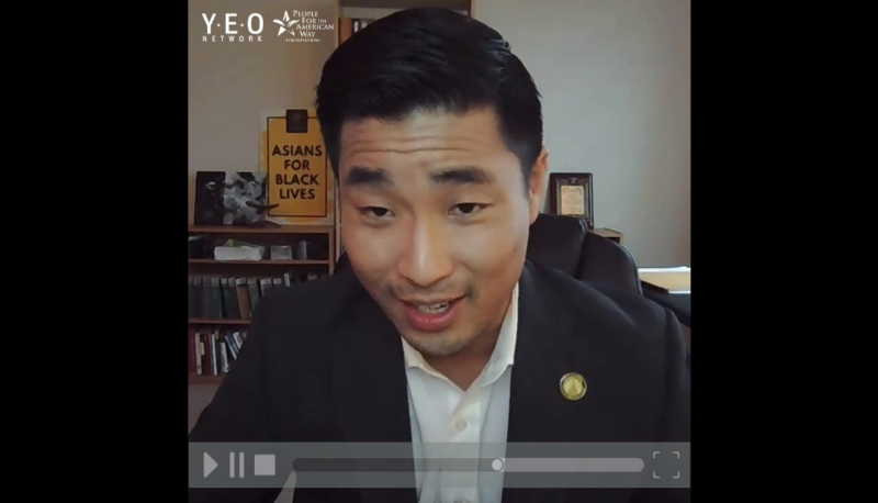 Image for Q&A with Young Elected Officials: GA Rep. Sam Park