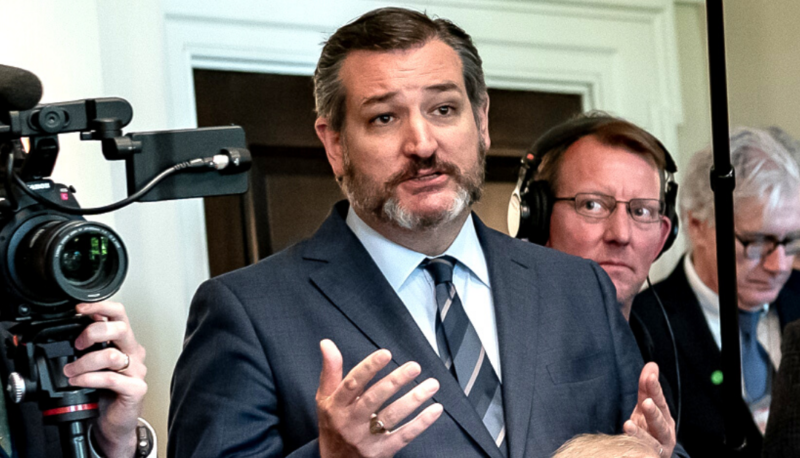 Image for Ted Cruz's Wildly Dishonest Defense of Voter Suppression