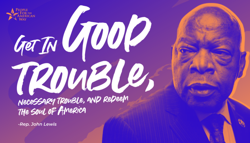Image for Texas Democrats Are Getting into 'Good Trouble'