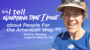 People For Member Highlight: Stay Positive and Progressive