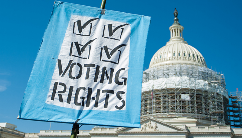 Image for President Biden: You Must Do More to Protect Voting Rights