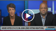 The Rachel Maddow Show: Ben Jealous on Voting Rights