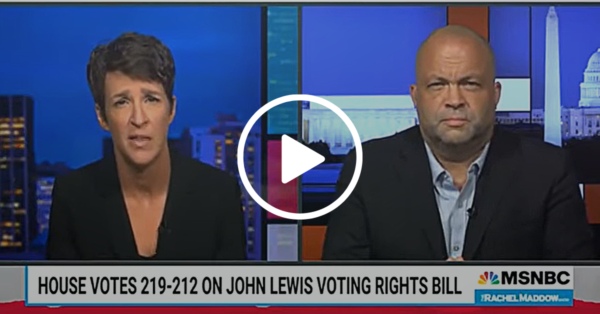 Ben Jealous on Voting Rights