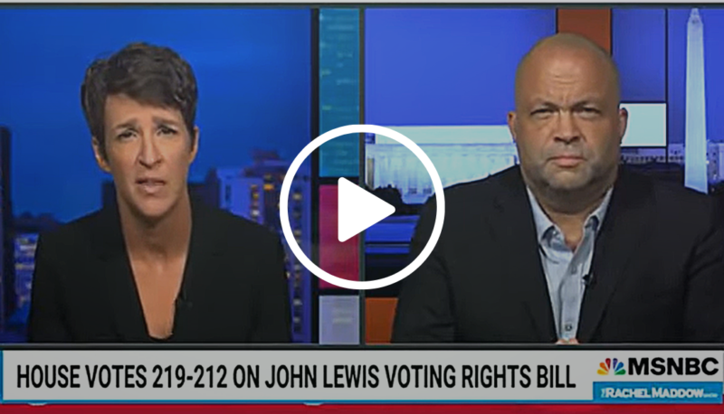 Image forThe Rachel Maddow Show: Ben Jealous on Voting Rights