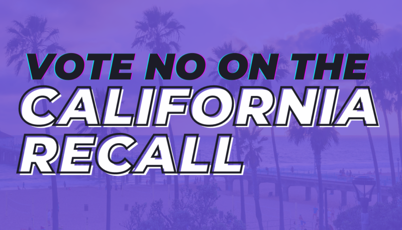 The California Recall: Sample Social Posts & Graphics