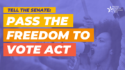 Pass the Freedom to Vote Act