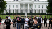 We're Fighting For Democracy: People For and Partners Demonstrate at White House