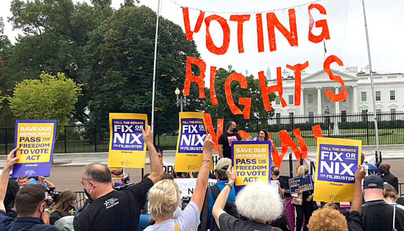 Image forNo More Excuses: Voting Rights Now! Songbook