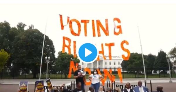 We Need President Biden to Lead on Voting Rights: Ben Jealous on MSNBC Live