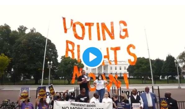 Image for We Need President Biden to Lead on Voting Rights: Ben Jealous on MSNBC Live